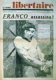 Franco murderer, Le Monde